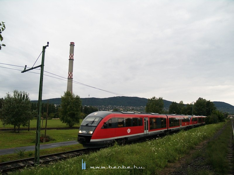 6342 012-9 Óbuda és Aquincum elágazás között fotó