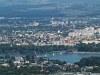 Újabb kép a magasból, ezúttal a Hármashatár-hegyrõl fényképeztem