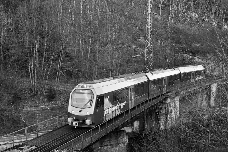 A Himmelstreppe trainset se photo