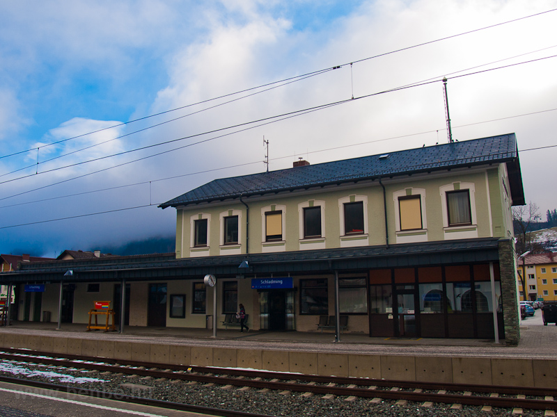 Schladming station photo