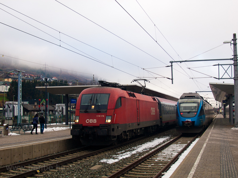 The ÖBB/S-Bahn Steiermark 4 photo