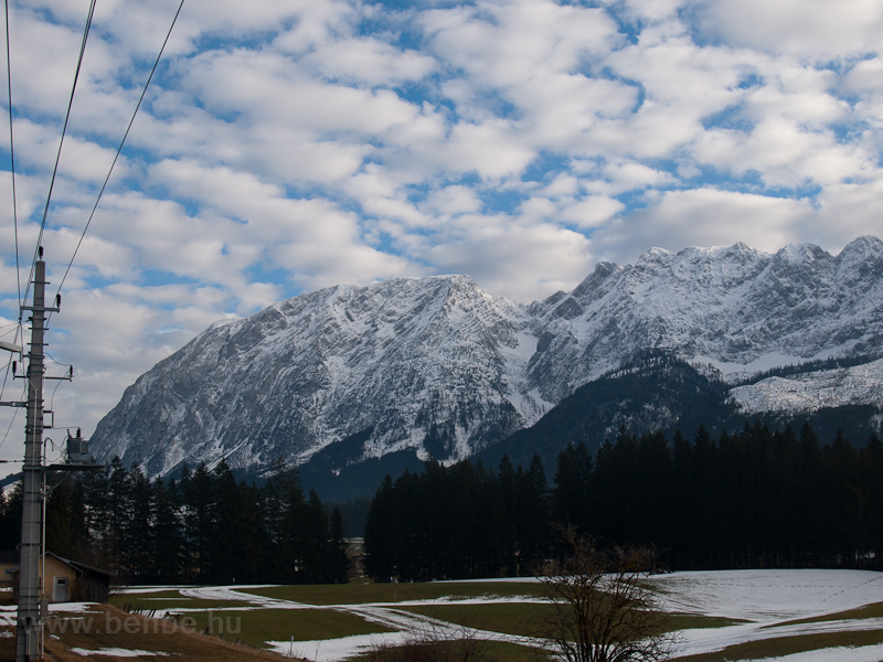 Mountains near Kulm photo