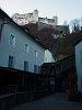 Salzburg - a sikló a fellegvárva