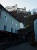 Salzburg - the funicular to Festung Hohensalzburg