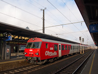 The ÖBB 80-73 043-6 driving trailer seen at Bischofshofen
