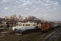 A HŽ 1061 108 Fiume állomáson