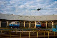A HŽ 1061 109 és a 1061 001 Fiume állomáson