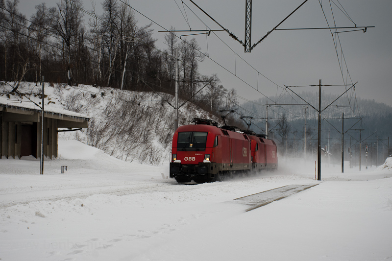 The ÖBB 1116 021 seen at Fu photo