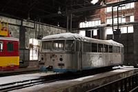 A HŽ 7 221 016 Károlyváros állomáson