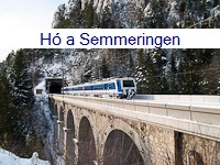 Snow on the Semmering