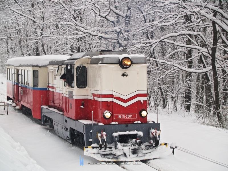 Mk45 2001 Hûvösvölgyben fotó