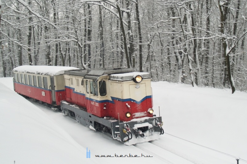 Mk45 2005 Hûvösvölgyben fotó