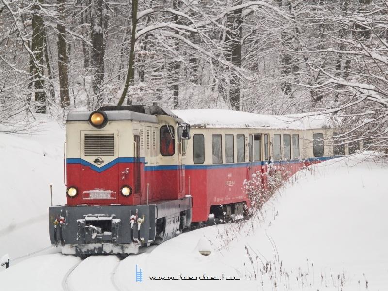 Mk45 2006 érkezik Hûvösvölgybe fotó