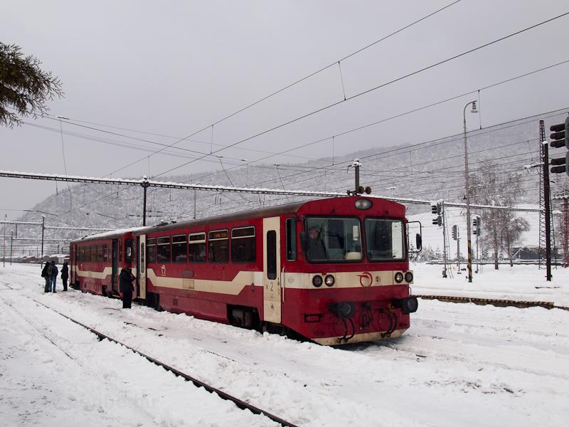 A ŽSSK 812 025-5 Margitfalva állomáson fotó
