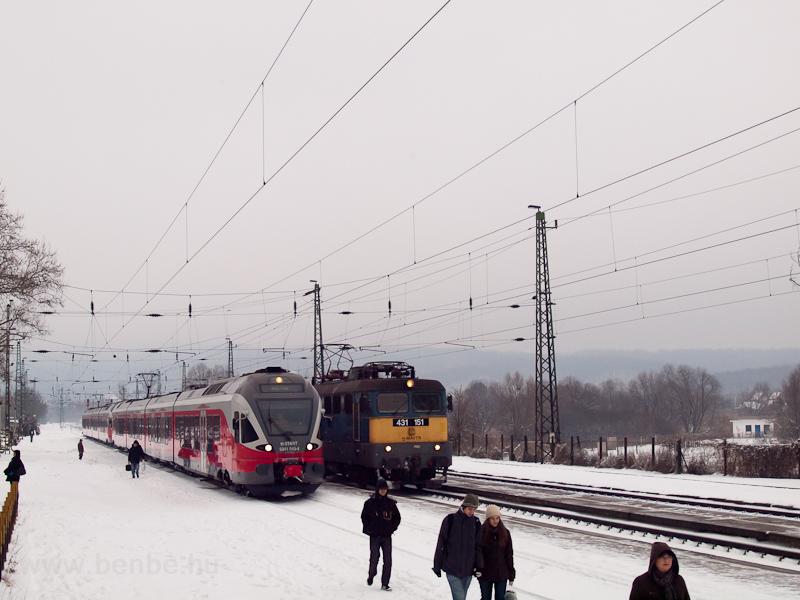 A MÁV-START 5341 040-4 és a fotó