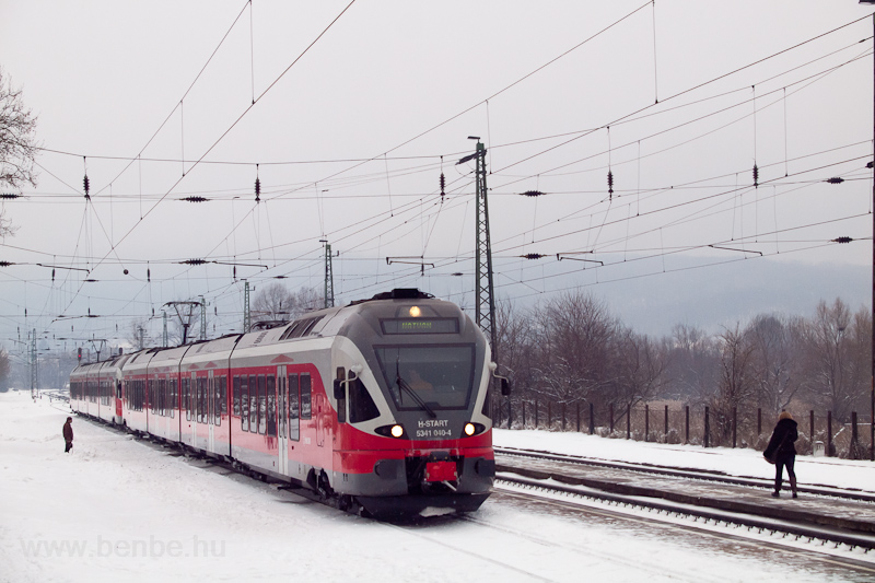 A MÁV-START 5341 040-4 Isas fotó