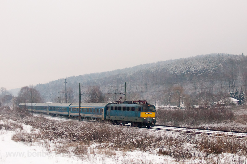 A MÁV-TR 431 093 Pécelen fotó