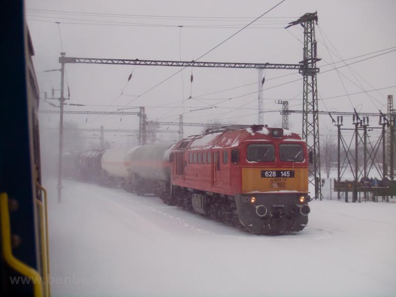A MÁV-TR 628 145 Szeged ren fotó