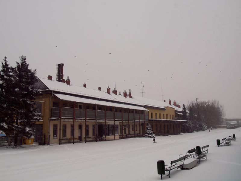 Szeged-Rókus állomás fotó