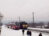 The MÁV-START 5341 040-4 and the MÁV-TR 431 151 seen at Isaszeg