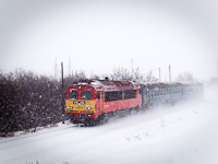 A M�V-TR 418 198 Algyő �s Szeged-R�kus k�z�tt