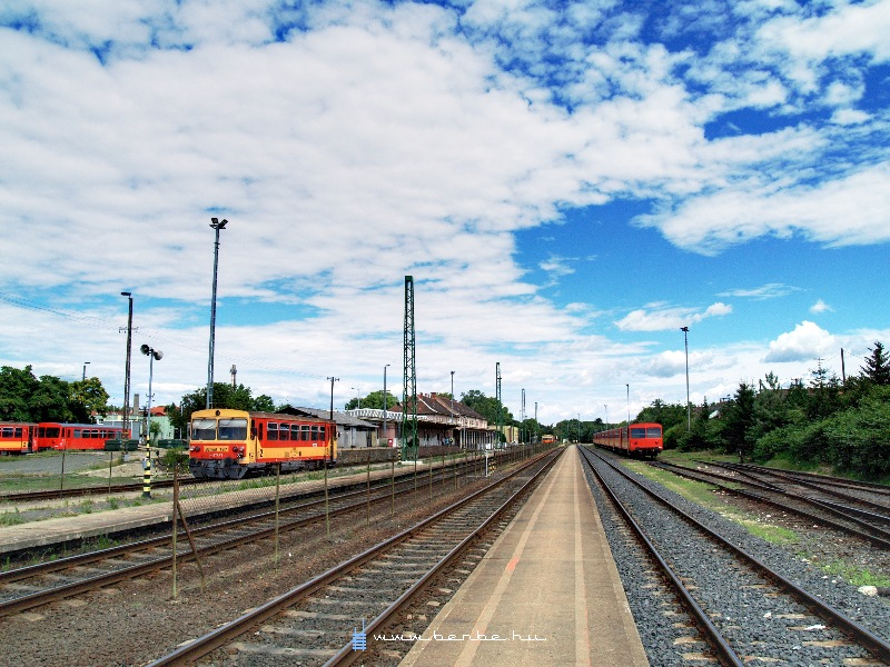 Zalaegerszeg állomás fotó