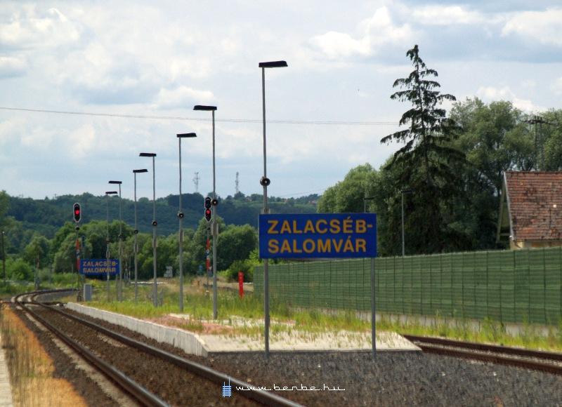 Zalacséb-Salomvár fotó