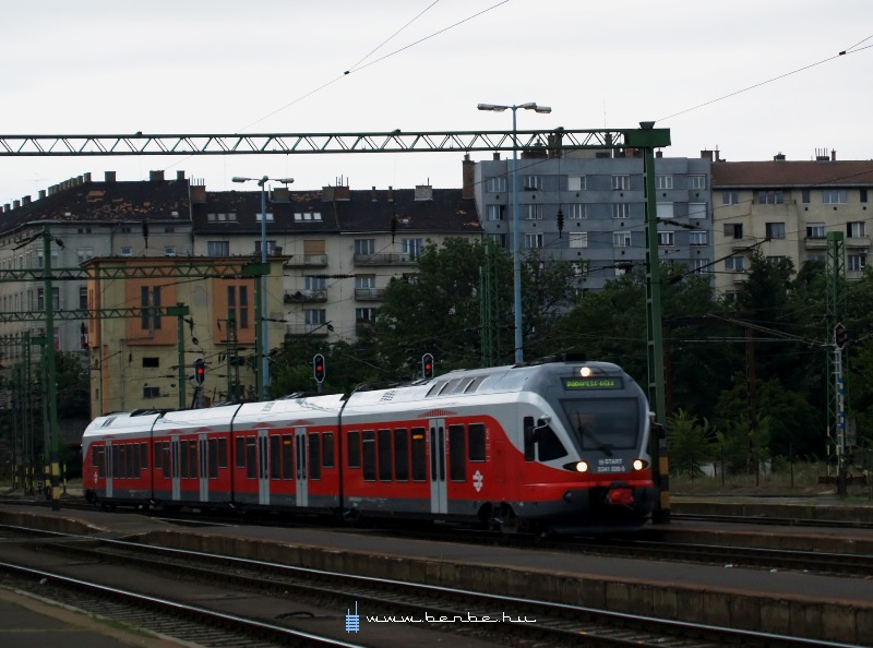 5341 020-5 a Déli pályaudvaron fotó