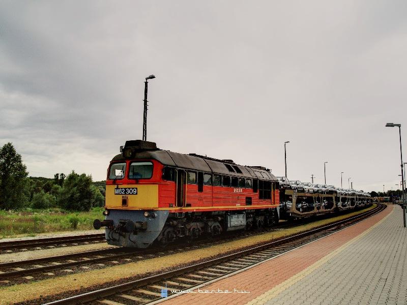 M62 309 Zalalövõn fotó