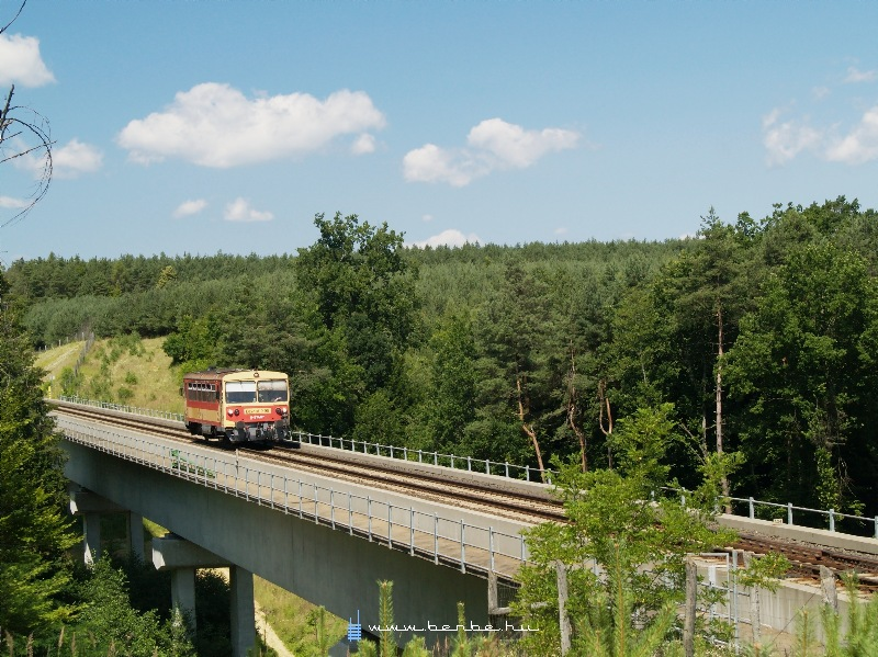 The Bzmot 295 at Nagyrákos photo