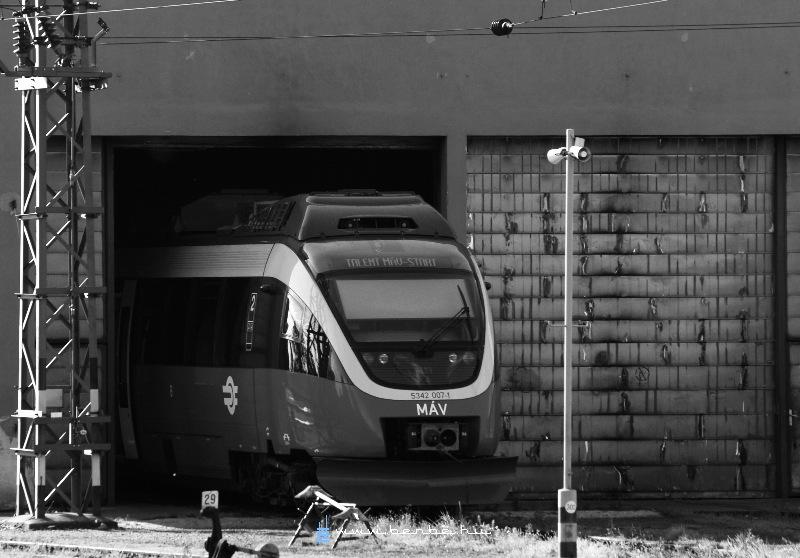 5342 007-1 kerékesztergán Celldömölkön fotó