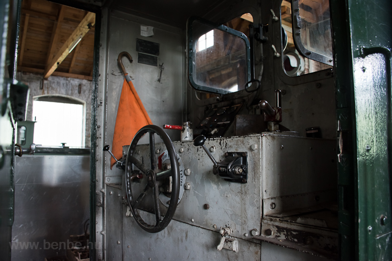 The cab of the V2 diesel lo photo