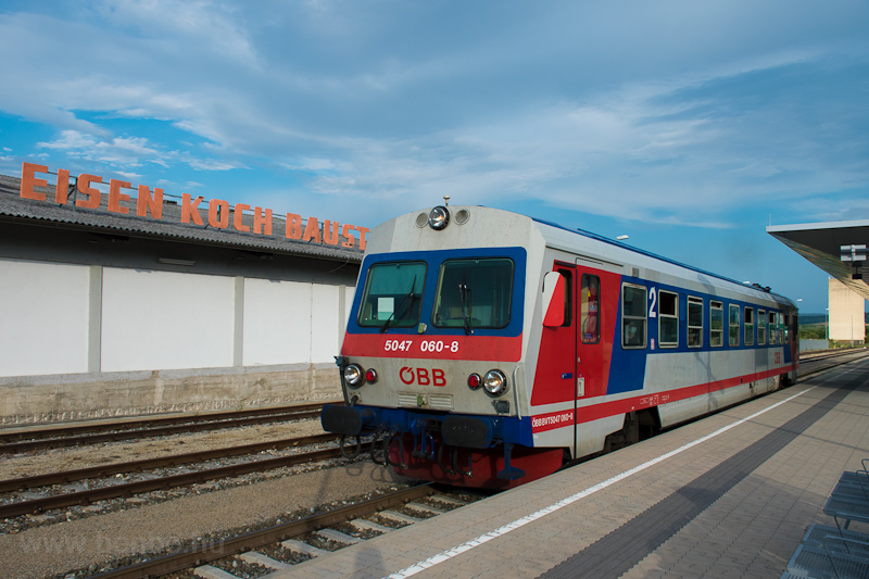 The ÖBB 5047 060-8 seen at  photo
