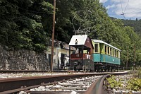 "The Höllentalbahn <span style=""font-family: serif"">EI</span> seen at Payerbach-Reichenau"