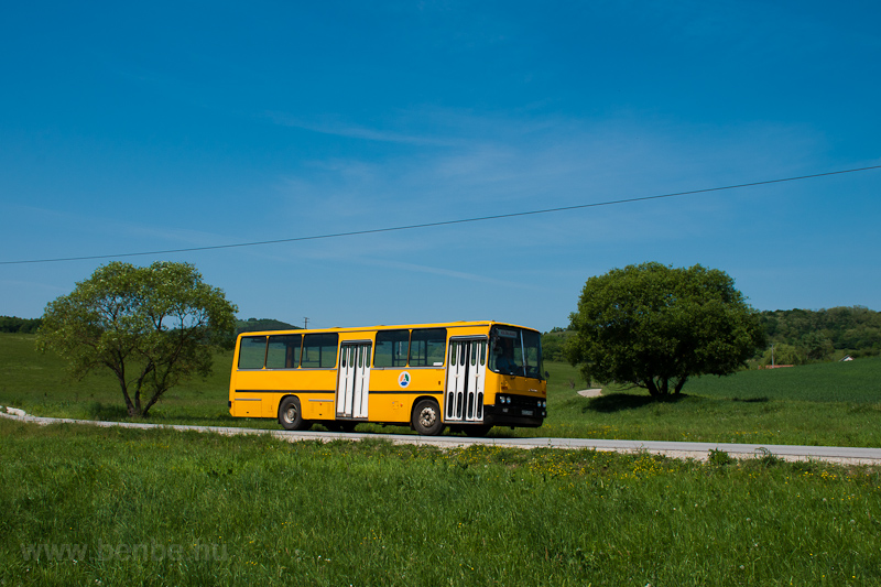 The ÉMKK/Borsodvolán Ikarus 260.43 CCJ-148 seen at Szőlősardó photo