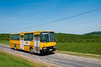 Az ÉMKK/Borsodvolán Ikarus 260.43 CCJ-148 a Tornakápolnára vezető úton
