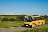 Az ÉMKK/Borsodvolán Ikarus 260.43 CCJ-148 a Martonyiba vezető úton