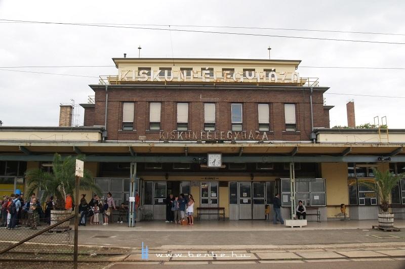 Kiskunfélegyháza állomás fotó
