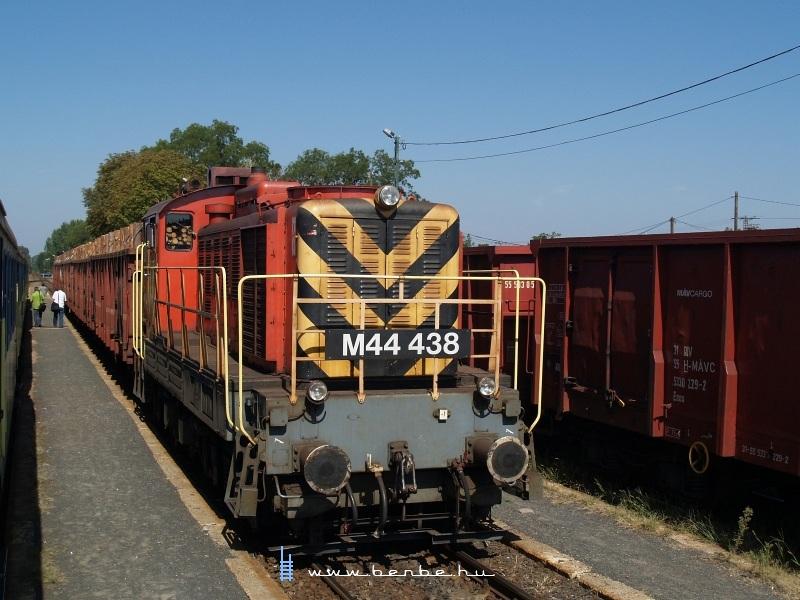 M44 438 Lajosmizsén fotó