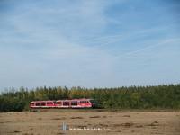 Railcars near Örkény