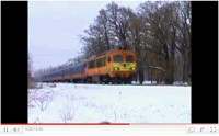 [VIDEO]The M41 2104 is arriving at Felsőpakony from the direction of Gyál