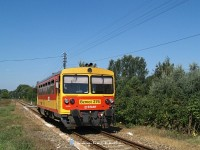 The Bzmot 276 at Miklóstelep