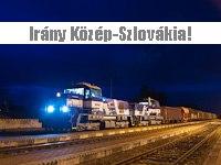 To Central-Slovakia!