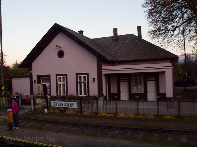 BystriČany station photo
