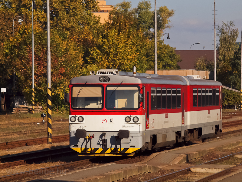 The ŽSSK 813 043-7 see photo