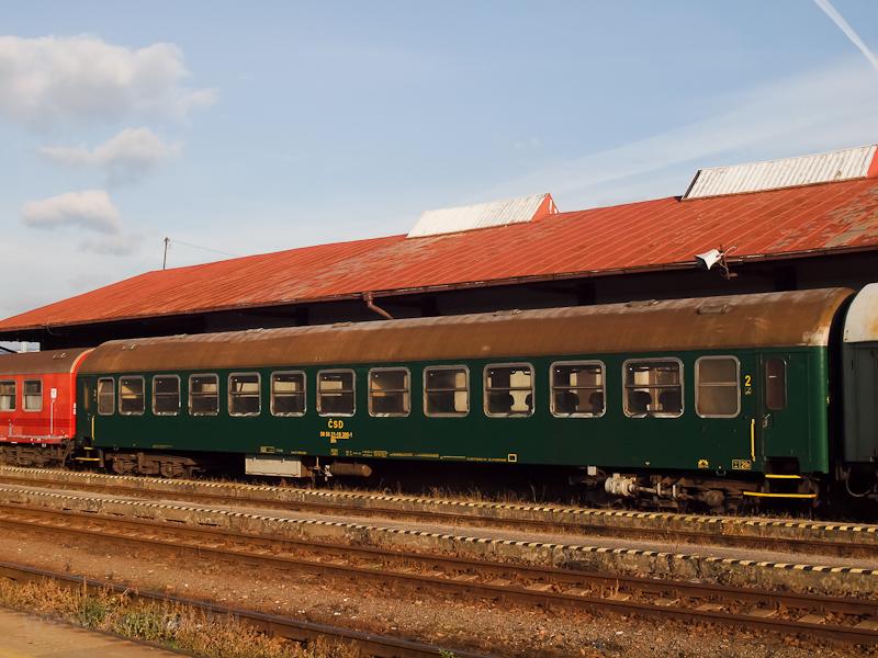 ČSD class Bh passenger photo
