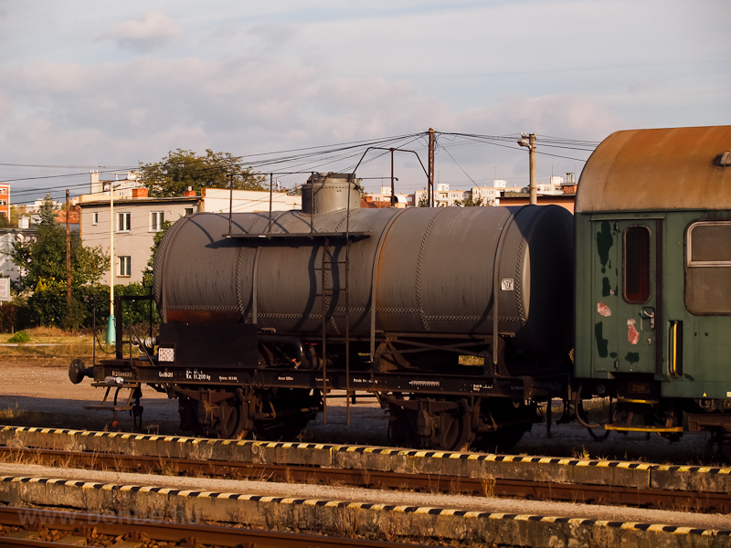 Old tank car photo