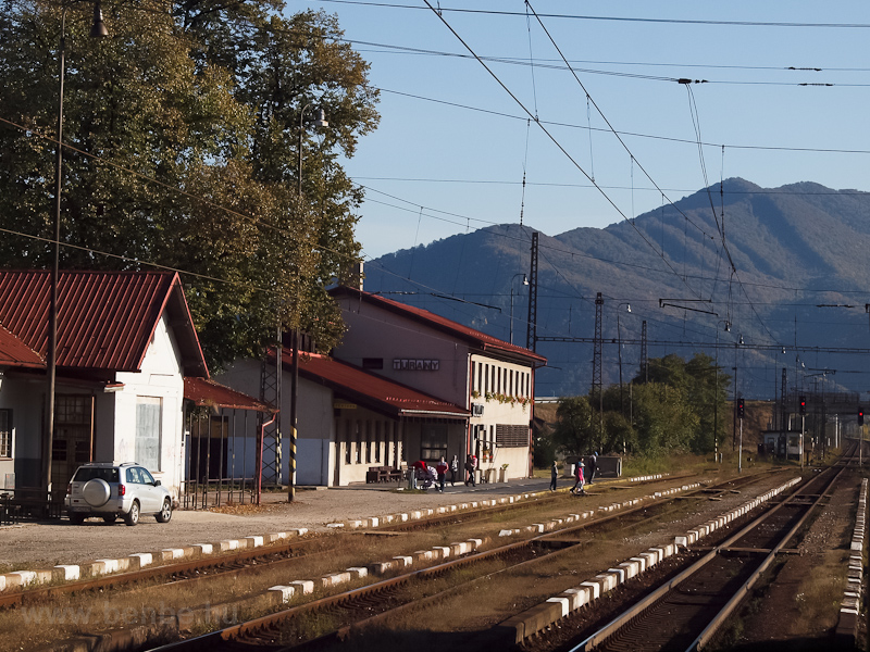 Turany station photo