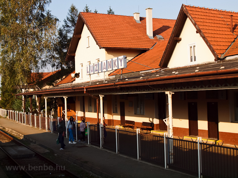 LUZianky station photo