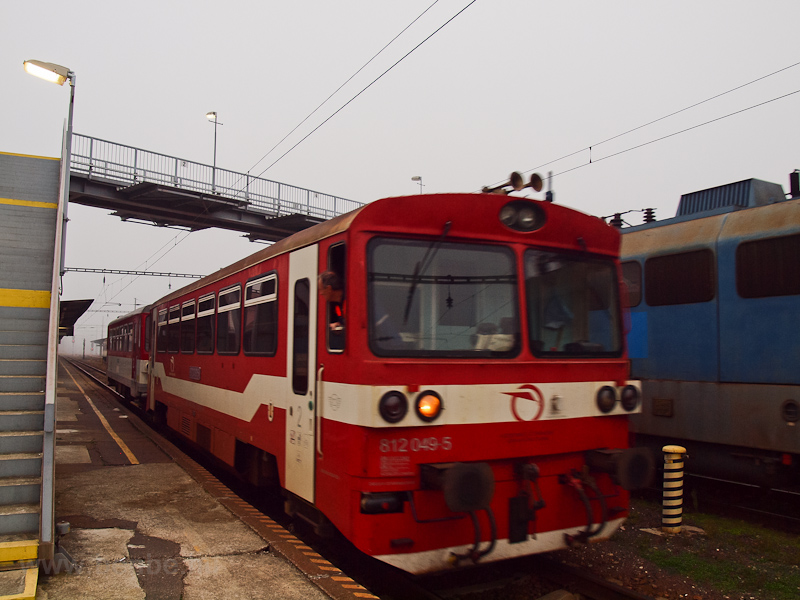 The ŽSSK 812 049-5 see photo
